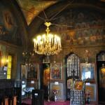 Biserica Sf. Nicolae - Brândușa - interior