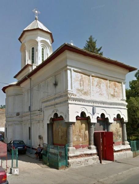 Biserica Sf. Gheorghe-Vechi, Cuvioasa Paraschiva, Craiova