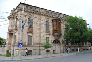 1. Casa Vrabiescu - Calea Unirii, Craiova