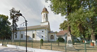 Biserica Sf. Apostoli, Bailesti