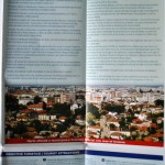Harta turistica Craiova - descriere bilingva a orasului