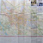 Harta turistica Craiova - fata