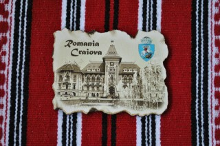 Magnet pluta decupat Craiova
