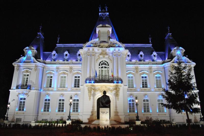 Palatul Jean Mihail (Muzeul de Arta)