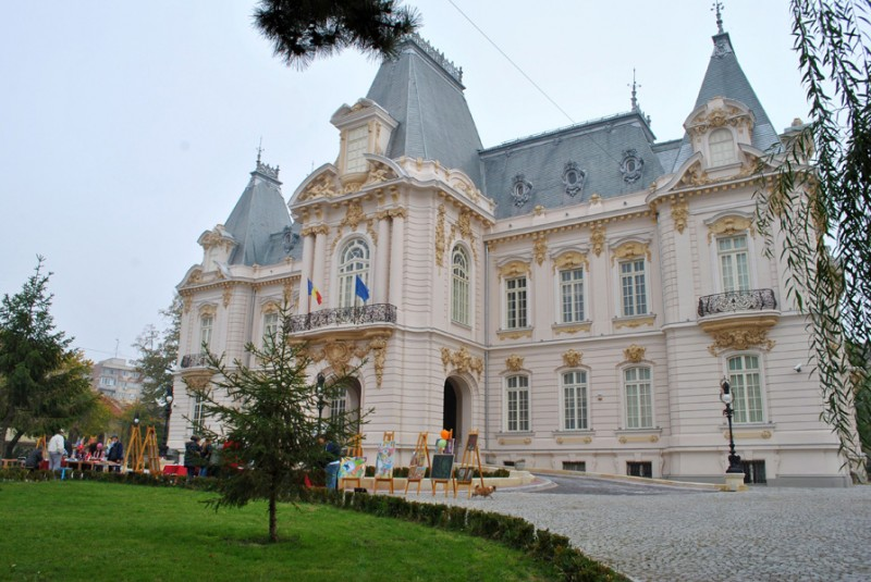Palatul Jean Mihail Craiova (2)