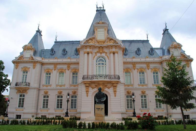 Palatul Jean Mihail Craiova