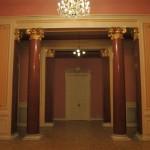 Palatul Jean Mihail - interior parter