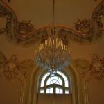 Palatul Jean Mihail - candelabru