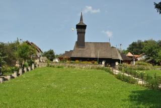 Bisericuța din Albac