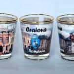 Pahar mic tuica Craiova
