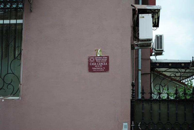 Casa Câncea, Craiova - monument istoric