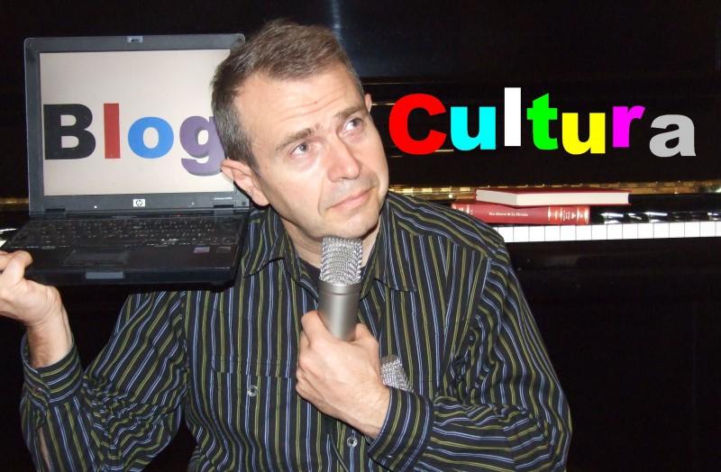 Florin Vasiliu, realizatorul emisiunii Blogcultura la Radio Romania Cultural