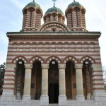 Biserica Sf Dumitru, Craiova - vedere frontala