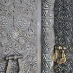 Biserica Sf. Dumitru Craiova - detaliu usa