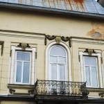 Casa Rusănescu, Craiova - detalii exterioare
