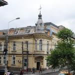 Casa Rusănescu, Craiova - vedere de la distanță