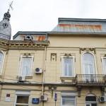 Casa Rusănescu, Craiova - fațada de pe Calea Unirii