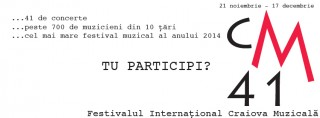 Festivalul International Craiova Muzicala 2014