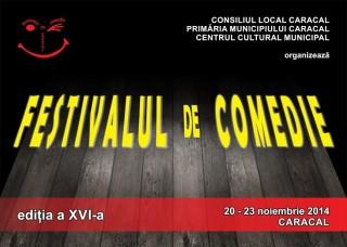 Festivalul de Comedie Caracal 2014