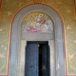 Intrare in Biserica Sf. Dumitru Craiova