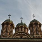 Turlele Bisericii Sf. Dumitru, Craiova