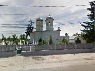 Biserica Sf Dumitru si Sf Stefan, Bals