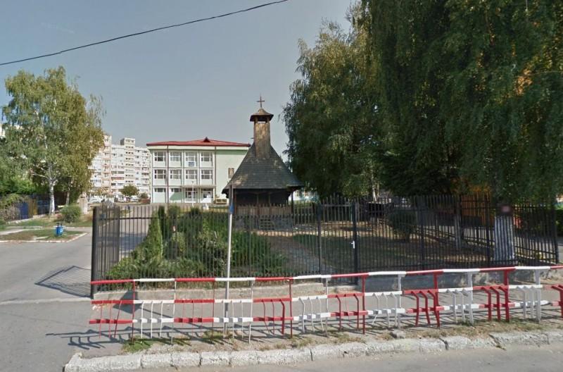 Biserica Sf. Nicolae, municipiul Târgu Jiu, str. Alexandru Ioan Cuza, nr. 34