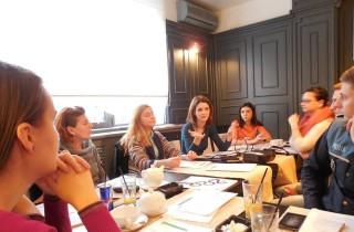 Cafenea Publica - Împreună pentru o Craiova mai sigură
