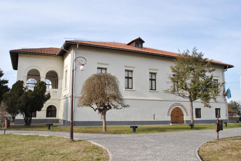 Casa Băniei - Secția de Etnografie a Muzeului Olteniei