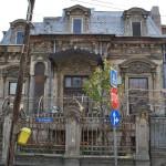 Casa Cănciulescu, Craiova - fațada de pe str. 24 Ianuarie