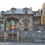 Casa Cănciulescu, Craiova - fațada str. 24 Ianuarie