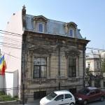 Casa Cănciulescu, Craiova - fațada str. Simion Bărnuțiu