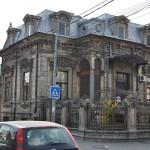 Casa Cănciulescu, Craiova - fațade