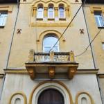 Liceul Carol I, Craiova - fațada școlii generale
