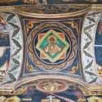 Biserica Sf Apostoli, Craiova - pictura pridvor