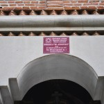 Biserica Sf Apostoli, Craiova - placuta comemorativa