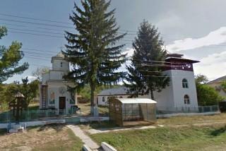 Biserica Sf. Trei Ierarhi, sat Dragoesti; Valcea