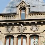 Casa Vernescu, Craiova - detalii arhitectonice