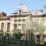Casa Vernescu, Craiova - fațada vestică