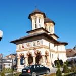 Biserica Sf Nicolae Dorobantia, Craiova - vedere laterala