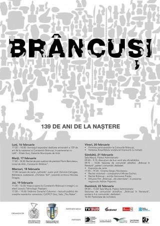 Brancusi - 139 de ani de la nastere