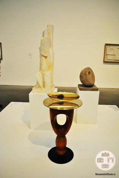 Constantin Brancusi, Peste (Fish, Poisson) 1926 - Tate Modern, Londra