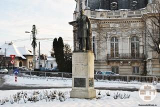 Monumentul Eugeniu Carada, Craiova