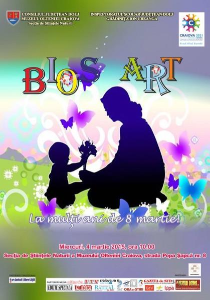 Bios Art 8 Martie - Muzeul Olteniei