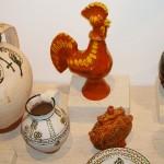 Casa Baniei, Craiova - ceramica