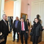 Inaugurarea Muzeului de Arta Craiova - turul muzeului