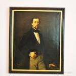 Theodor Aman - Portret Alexandru Aman