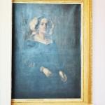 Theodor Aman - Portret Pepica Aman