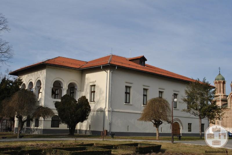Casa Baniei - Sectia de Etnografie a Muzeului Olteniei