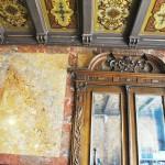 Casa Ionel Plesia, azi Biblioteca Omnia Craiova - detalii incaperi parter